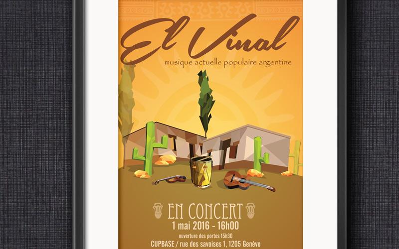 Afiches realizados por Sebastian Espinosa multimedia en 2016