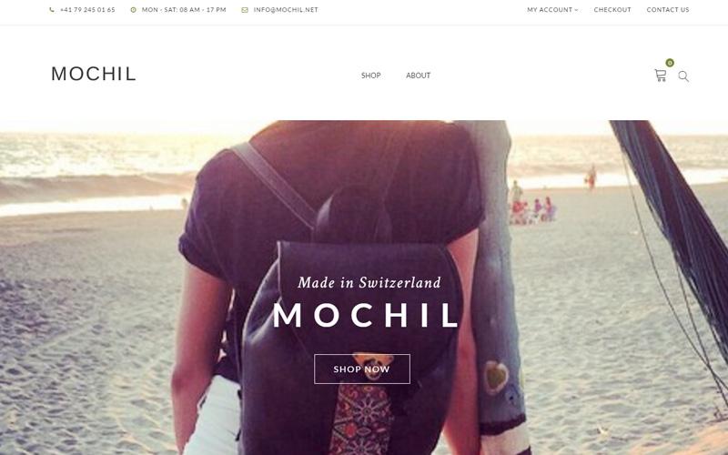 Mochil.net Web