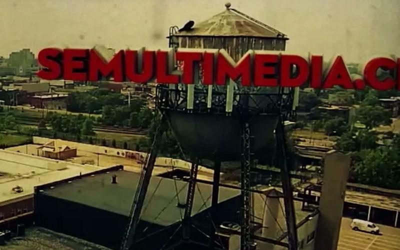 Logo Semultimedia Animation C4D AE