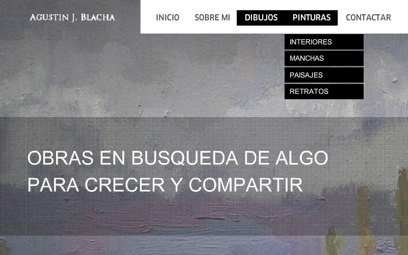 Agustin Blacha Web